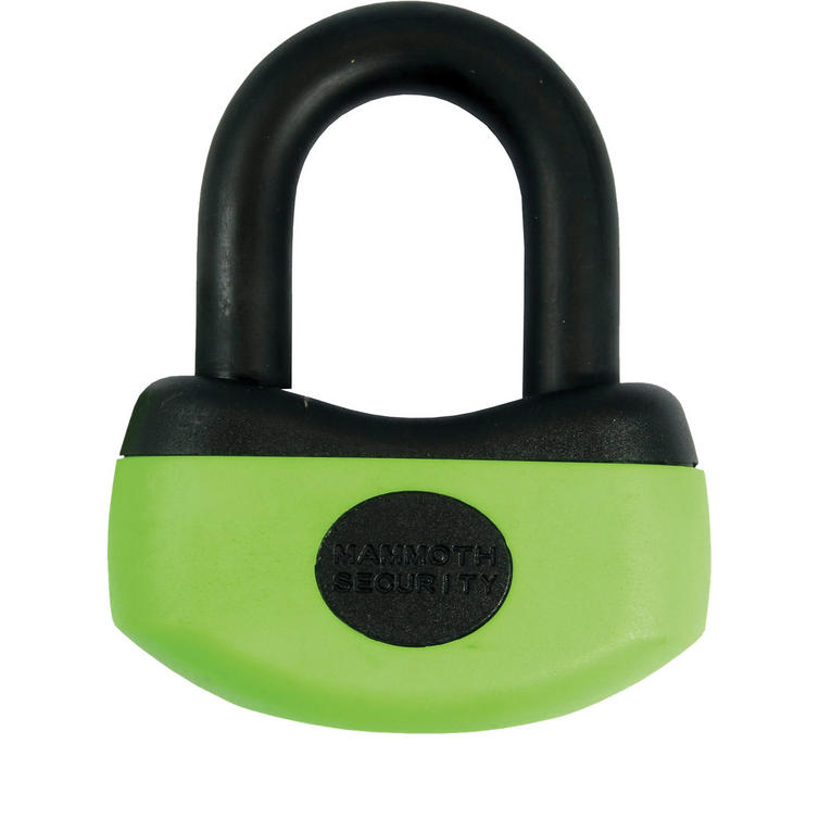 Mammoth Mini U-Disc Lock (Thatcham Approved)
