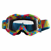 View Item Oneal Blur B1 Pixel Motocross Goggles
