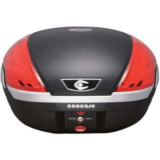 View Item Coocase V50 Reflex Luxury Topcase 50L (V50-L)