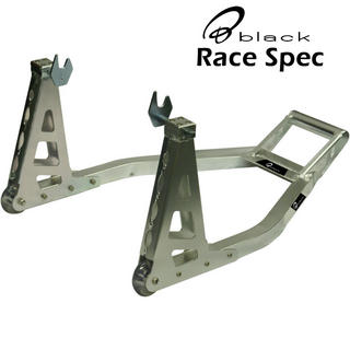 View Item Black Aluminium Race Rear Paddock Stand