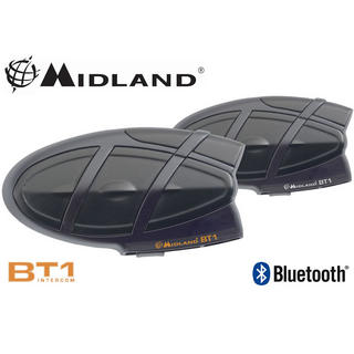Midland BT1 Intercom Bluetooth System