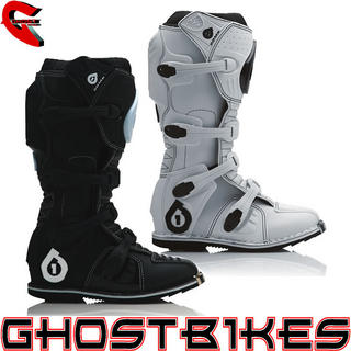 View Item SixSixOne 2012 Comp Motocross Boots