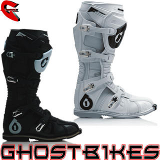SixSixOne 2012 Flight Motocross Boots