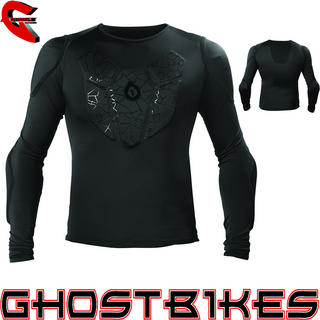 View Item SixSixOne Sub Gear LS Long Sleeve Compression Top