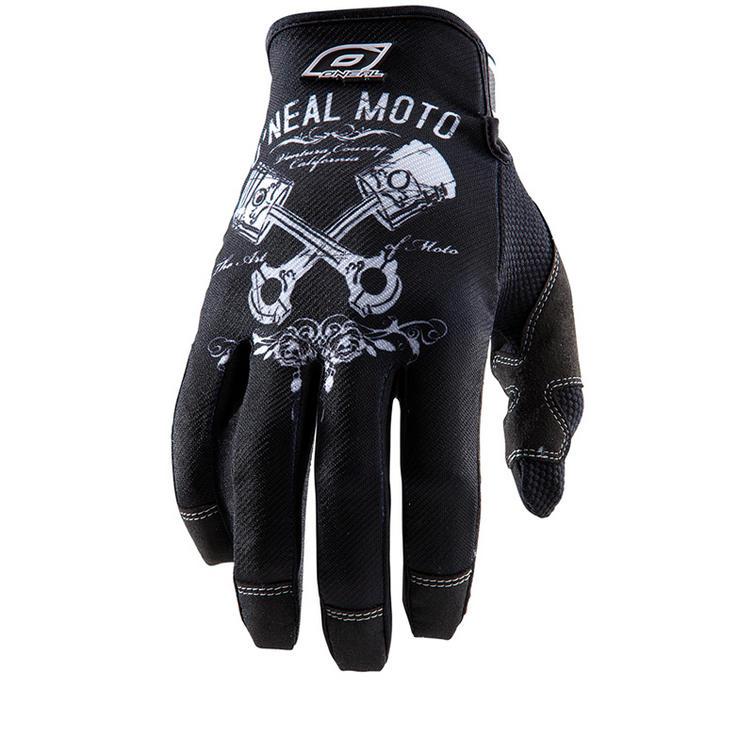Oneal Jump 2012 Pistons Motocross Gloves