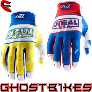 Oneal Jump 2012 Ultra Lite LE 83 Motocross Gloves
