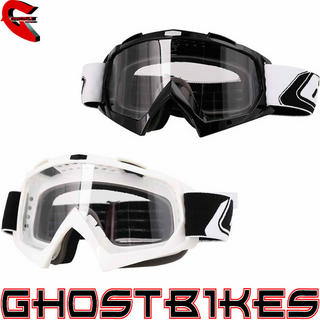 View Item Oneal Blur B-Flex Plain Motocross Goggles