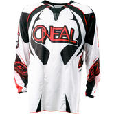 View Item Oneal Hardwear 2012 Brace Motocross Jersey