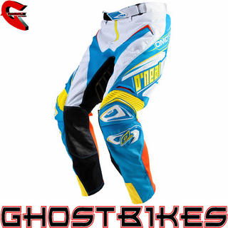 View Item Oneal Hardwear 2012 Vented Motocross Pants