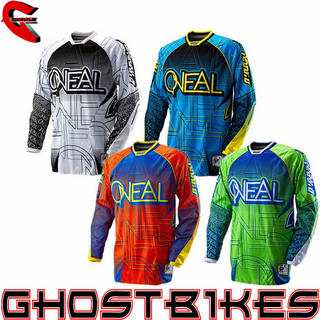View Item Oneal Hardwear 2012 Mixxer Motocross Jersey