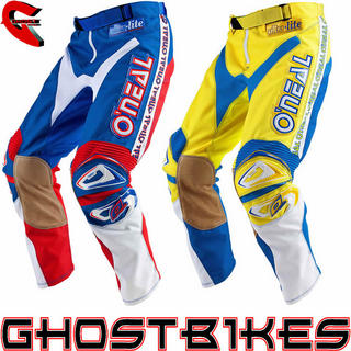 View Item Oneal 2012 Ultra-Lite LE 83 Motocross Pants