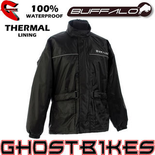 View Item Buffalo Sabre Waterproof Motorcycle Jacket