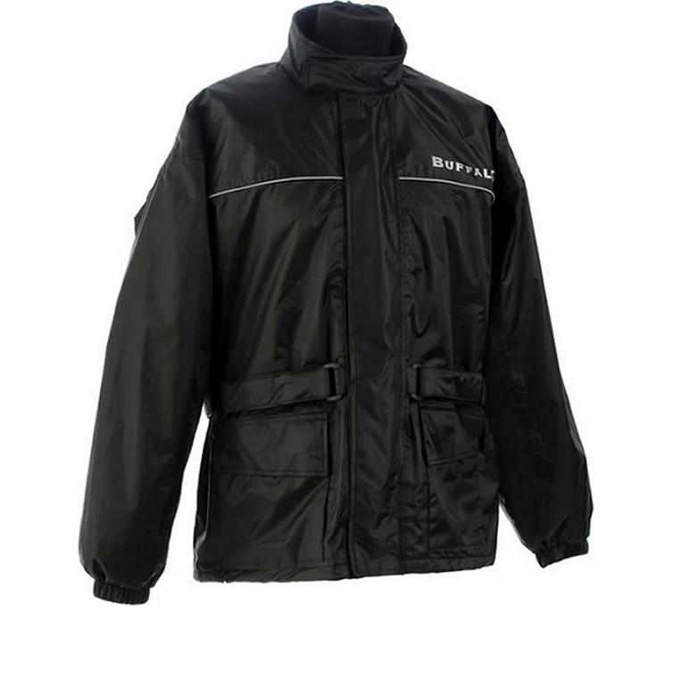 Image of Buffalo Sabre Motorcycle Over Jacket