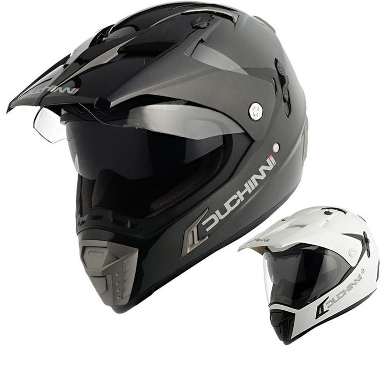 Duchinni D311 Dual Sport Motorcycle Helmet