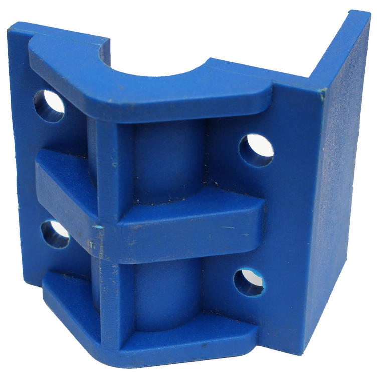 Adult Pro-Jump Blue Plastic Clamp (1pc)