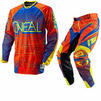 View Item Oneal Hardwear 2012 Mixxer Orange-Blue Motocross Kit