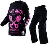 Oneal Apocalypse Ladies 2012 Pistons Pink Motocross Kit