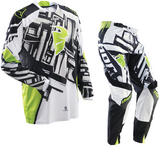 Thor Phase S12 Slab Green Motocross Kit