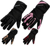 View Item Duchinni Jade Ladies Motorcycle Gloves