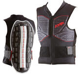 Knox Track Vest Gilet Back Protector Jacket