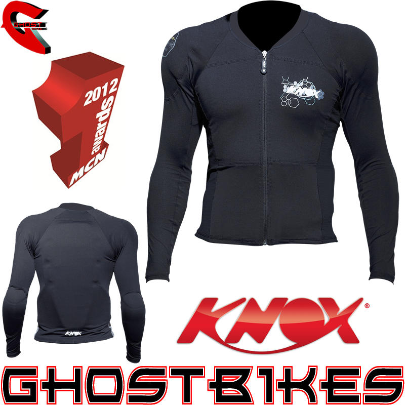 View Item Knox Venture Shirt Body Protector
