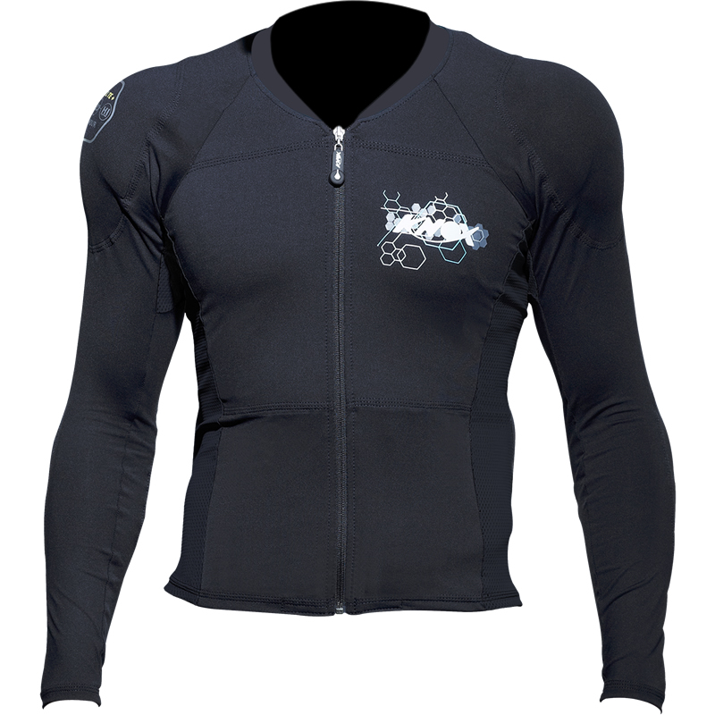 knox venture shirt motorcycle motocross mx body armour ski