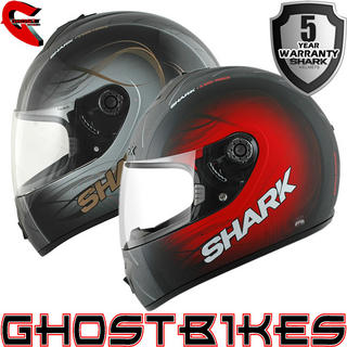 View Item Shark S600 Track Mat Motorcycle Helmet