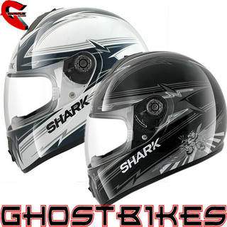 View Item Shark S600 Griffon Motorcycle Helmet