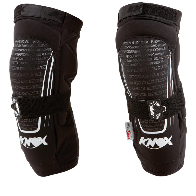 View Item Knox Cross Lite Long Knee Guards