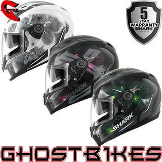 View Item Shark S700-S Signal Motorcycle Helmet