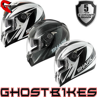 View Item Shark S700-S Line-Up Motorcycle Helmet