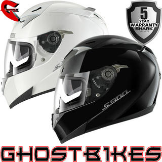 View Item Shark S900-C Prime Motorcycle Helmet
