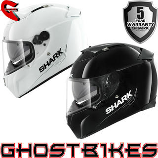 View Item Shark Speed-R Blank Motorcycle Helmet