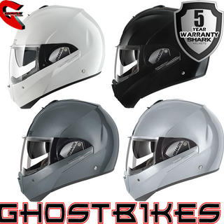 View Item Shark Evoline Series 3 Fusion Motorcycle Helmet