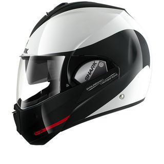 View Item Shark Evoline Series 3 Haka Motorcycle Helmet