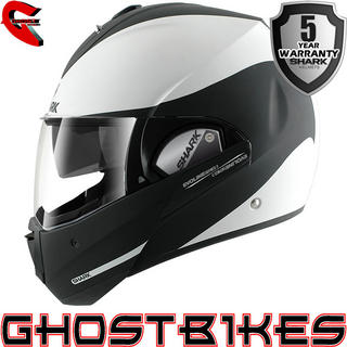 View Item Shark Evoline Series 3 Haka Mat Motorcycle Helmet