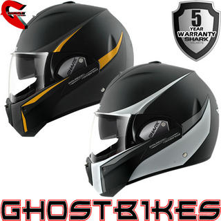 View Item Shark Evoline Series 3 Century Mat Motorcycle Helmet