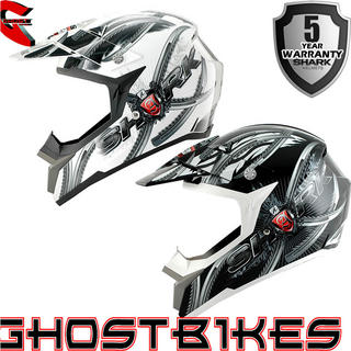 Shark SX2 Claws Motocross Helmet