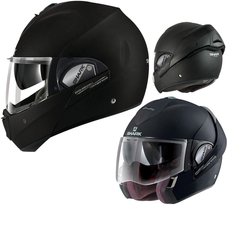Shark Evoline Series 3 Fusion Mat Motorcycle Helmet