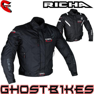 View Item Richa Pinto Short Sports Motorcycle Jacket