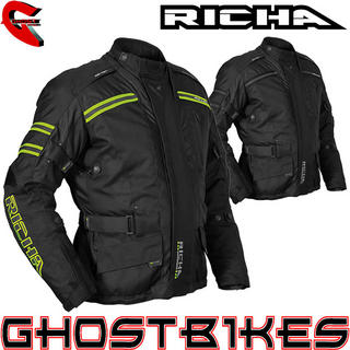 View Item Richa Challenger Waterproof Motorcycle Jacket