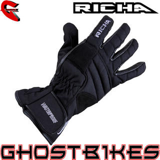 Richa Venture Waterproof Motorcycle Gloves