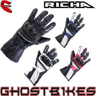 Richa Ravine Motorcycle Racing Gloves