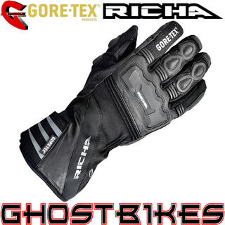 View Item Richa Cold Protect Gore-Tex Motorcycle Gloves
