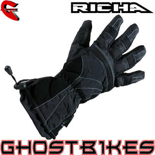 View Item Richa Probe Waterproof Motorcycle Gloves