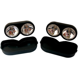 View Item Bike It Twin Motorcycle Spotlights