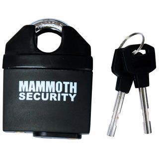 View Item Bike It Mammoth Shackle Lock