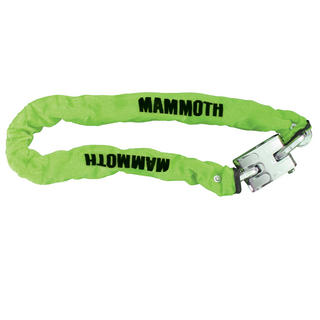 View Item Mammoth Double End Chain and Lock 1.8m