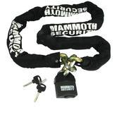View Item Bike It Mammoth Hexagon Chain and Lock 1.8m