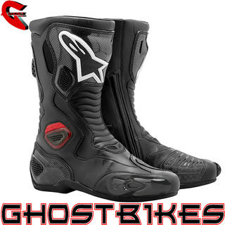 Alpinestars S-MX 5 RS Carbon Motorcycle Boots